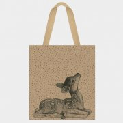 Jute shopping bag - Fawn