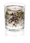 Gel Tumbler, Botanicals - Lavender Garden Natural Wax