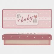 New Baby Girl Presentation Box