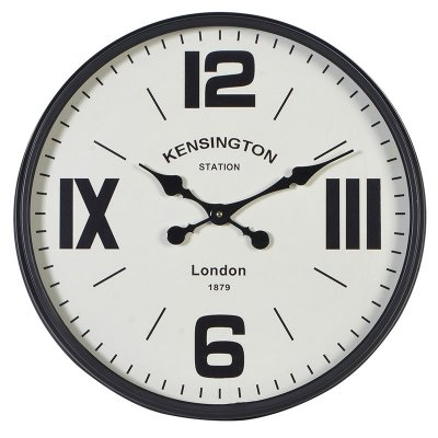 Small Cream Kensington Wall Clock