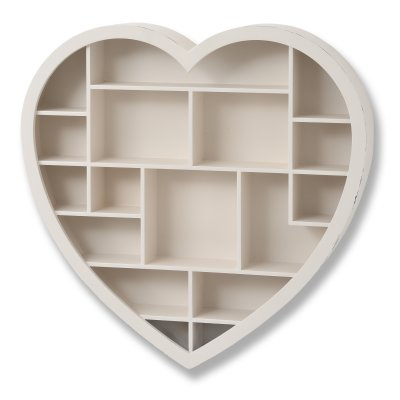 Heart Multi-Display Shelf