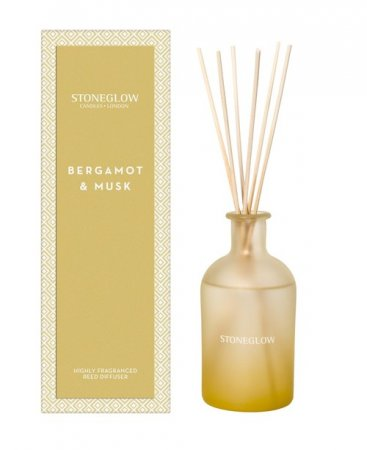 Reed Diffuser Bergamont & Musk