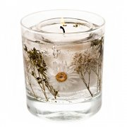 Candle Tumbler - Cotton Flower