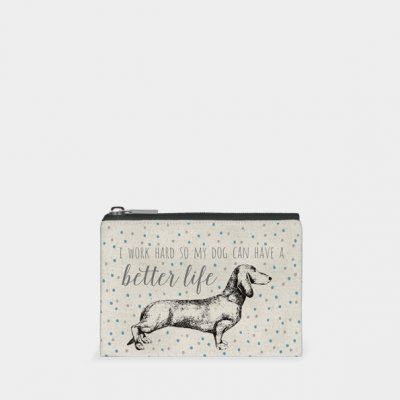 Purse - I work so my dog can have a better life