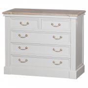 Two Over Three Chest Of Drawers