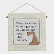 Animal Magic Wooden Picture - You are My Sunshine