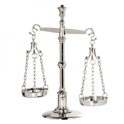 Steel Balance Scales