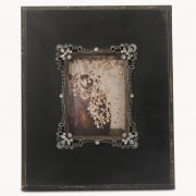 Black Wooden Photo Frame - REDUCED!