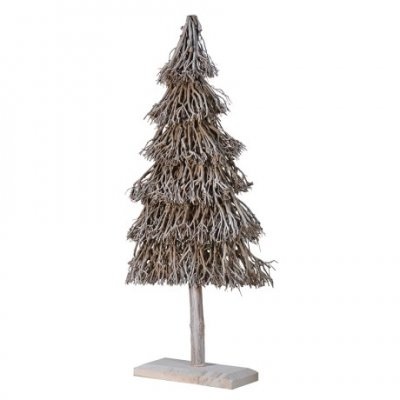 Wooden Christmas Tree 130cm