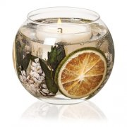 Natural Wax Fishbowl, Eucalyptus & Lime