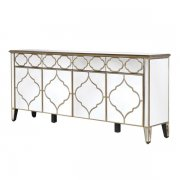 Venetian 4 Door Sideboard