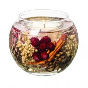 Natural Wax Fishbowl, Nutmeg, Ginger & Spice