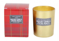 'Balmoral' Boxed Candle,
