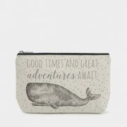 Cosmetic bag - Whale