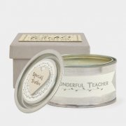 Boxed candle-You are the teacher