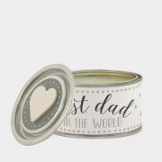 Tin candle-Best dad in world