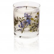 Gel Tumbler, Botanicals - Hyacinth Natural Wax