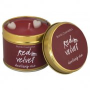 Tin Candle - Red Velvet