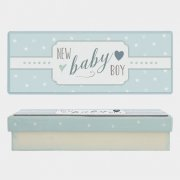 New Baby Boy Presentation Box