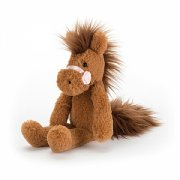 Prancing Chestnut Poney Small